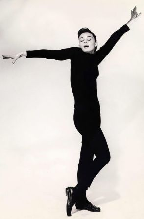 photo Fom Funny Face, by Richard Avedo (1957)n