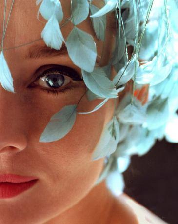 Audrey Hepburn, by Howell Conant (1962)
