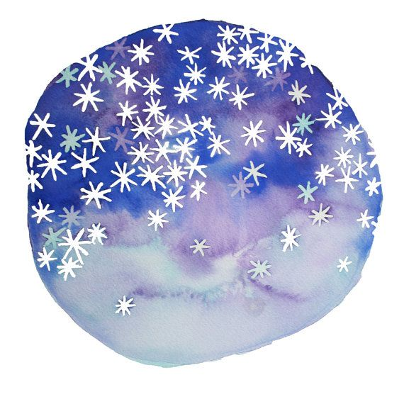 c70fe387d20974b8bd0ab2757e16df01--abstract-watercolor-art-stars-and-moon