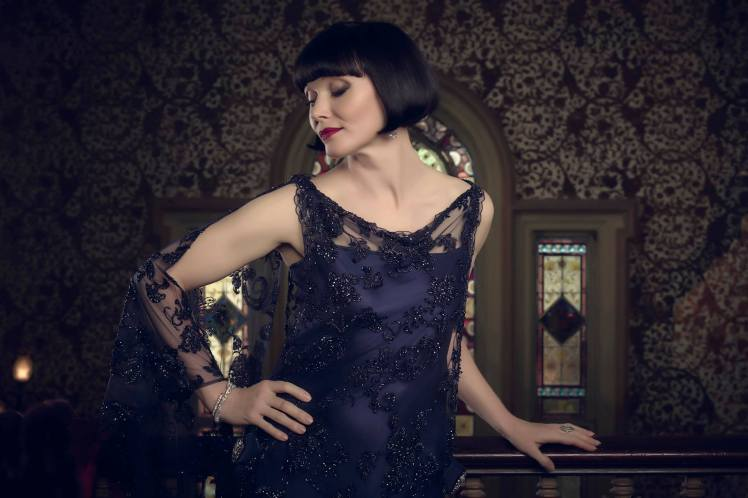 Miss Fisher 1